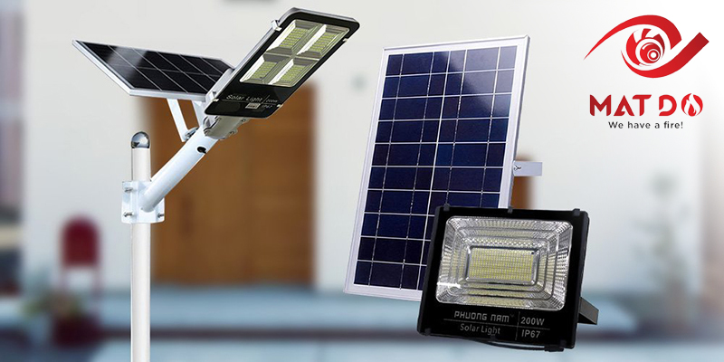 Đèn led năng lượng mặt trời giá sỉ