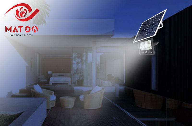 Nơi bán đèn pha năng lượng mặt trời giá rẻ