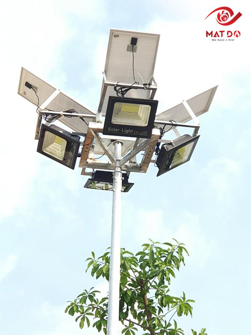 Top 10 đèn năng lượng mặt trời được sử dụng nhiều nhất
